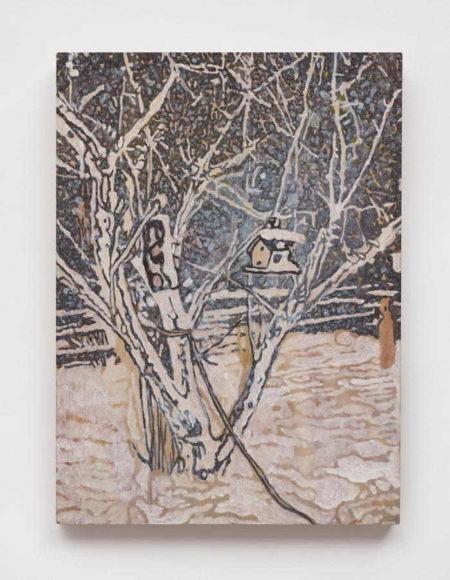 Peter Doig-Bird House-1996