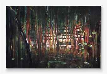 Peter Doig-Cabin Essence-1994
