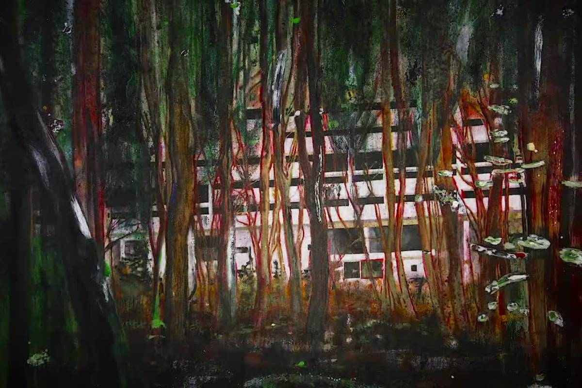 Peter Doig artwork