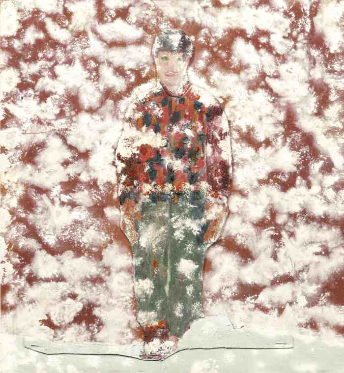 Peter Doig-Figure In Snow-1997