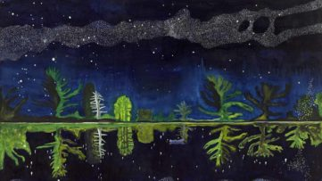 Peter Doig - Milky Way