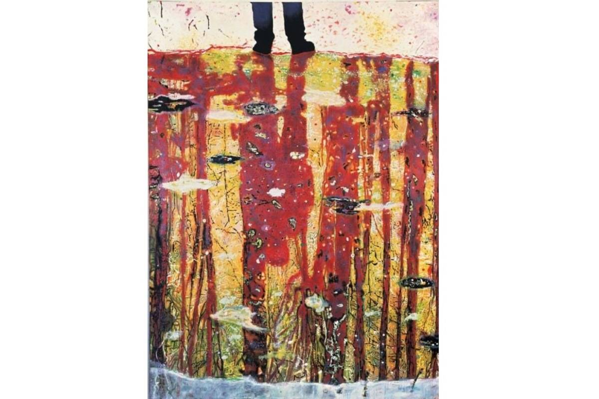 Peter Doig - Reflection (What Does your Soul Look Like)