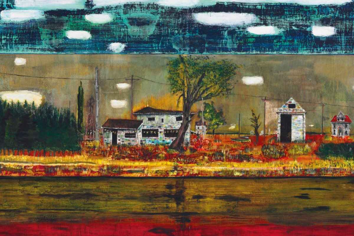 Peter Doig Artwork