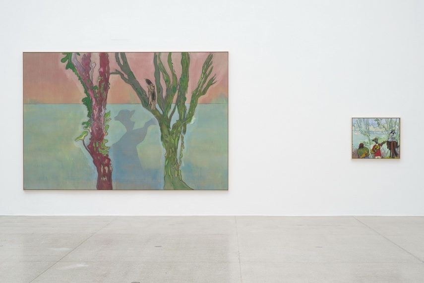 Peter Doig - Two Trees