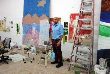 Peter Doig Wins the Big Case and the Artist of the Week Title from Us