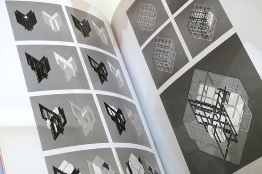 Peter Eisenman  U2013 Diagram Diaries  Universe Architecture Series
