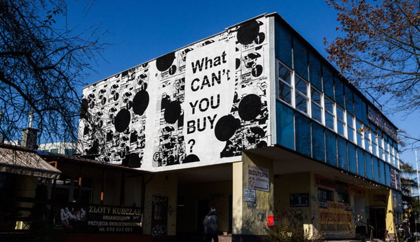 Peter Fuss - What Can't You Buy, 2014