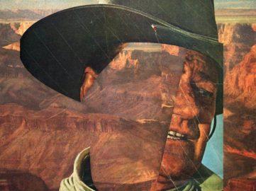 Peter Horvath - Untitled (John Wayne), 2017 (detail)