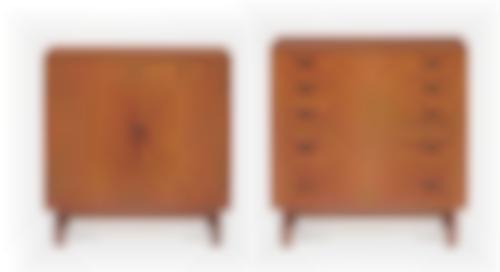 Peter Hvidt - Cabinet And Dresser (2)-