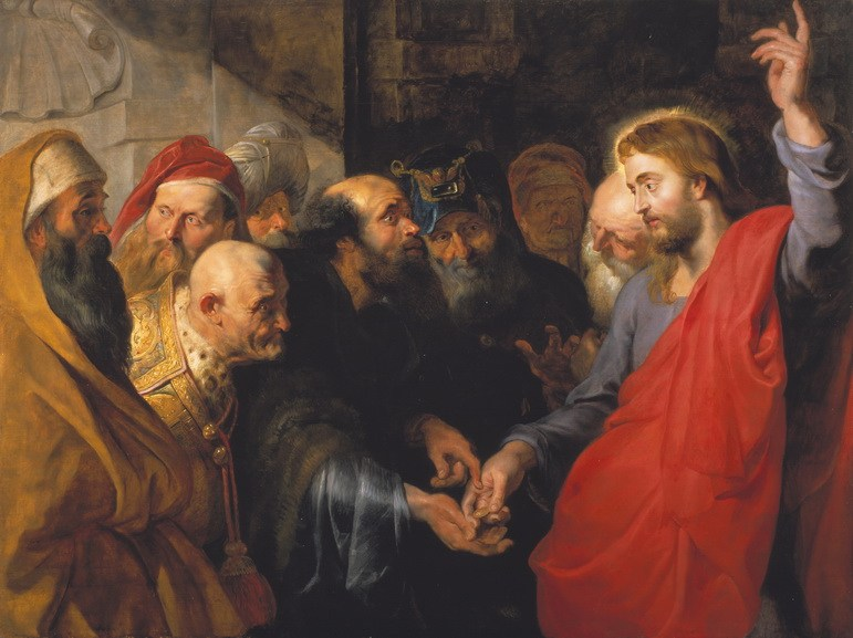 Peter Paul Rubens - The Tribute Money