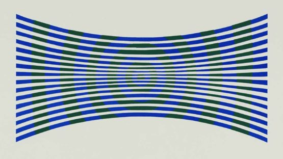 Peter Sedgley - Blue Green Modulation, 1965