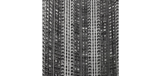 Peter Steinhauer - One Thousand Flats, Hong Kong, 2013