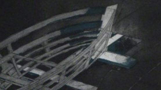 Peter Tuma - Über das Glück ein Schiff zu Wasser zu Lassen, 1987 - Image courtesy of Sylvan Cole Gallery