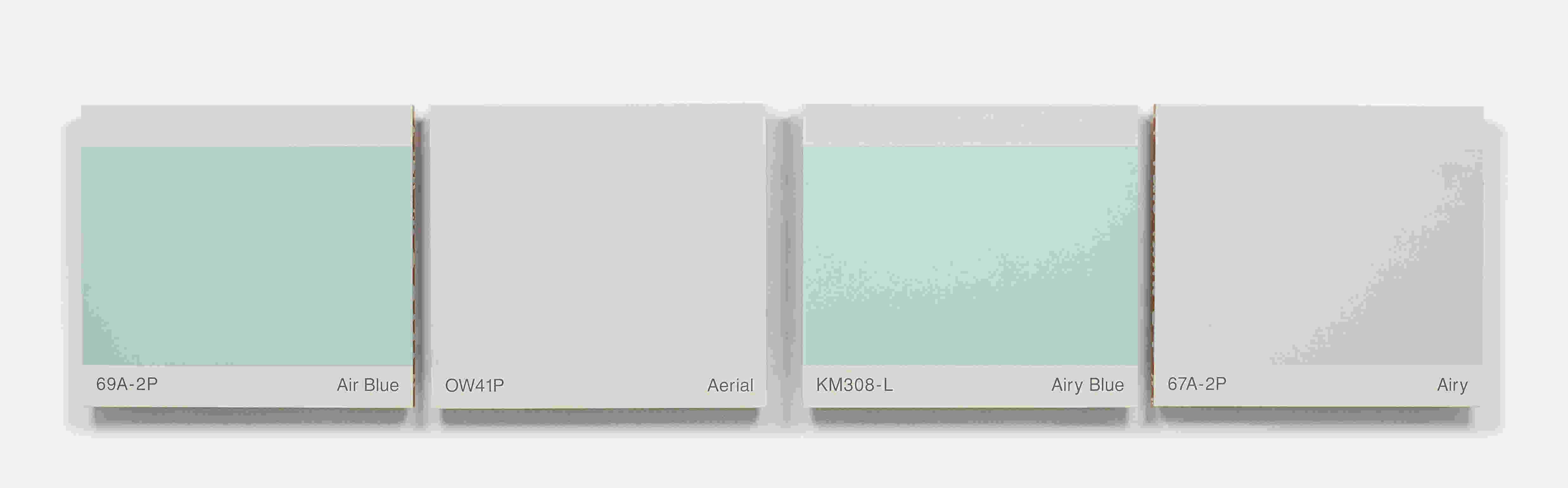 Peter Wegner-Air Blue/Aerial/Airy Blue/Airy-1998