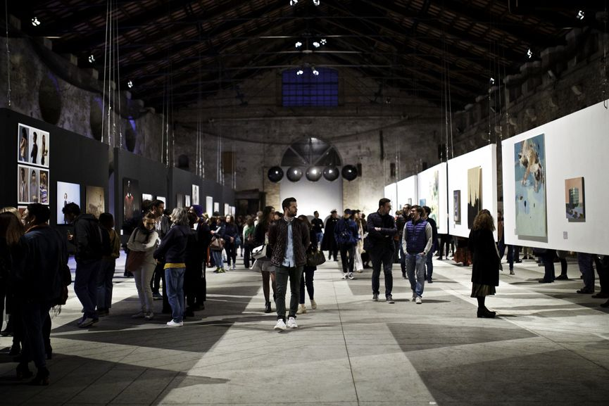 The Arsenale, Venice. Photo by Nicola D'Orta