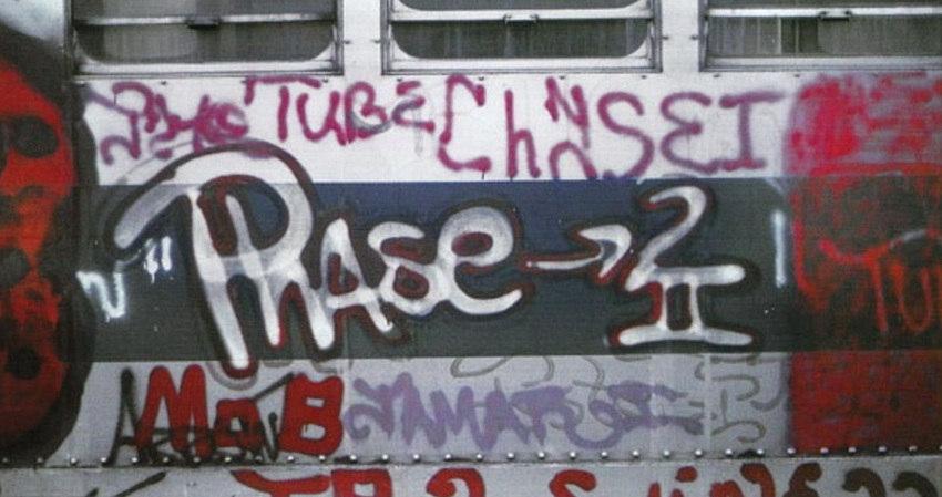 Phase 2 - Graffiti #3, image via wikiart.org