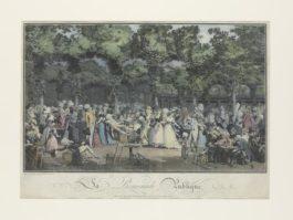 Philibert-Louis Debucourt-La Promenade Publique-1792