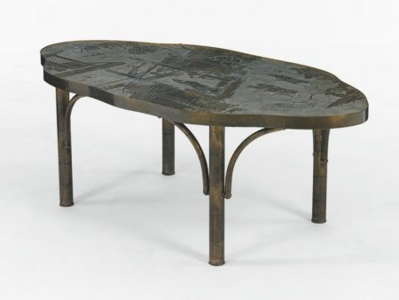 Philip And Kelvin Laverne - Coffee Table-1970