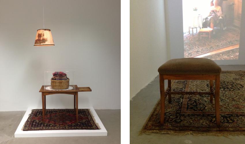 P.Emde - Oma Emde - 2012 (Left) / Zu Besuch bei Oma Emde - 2012 (Right)