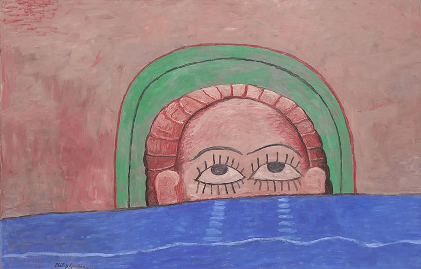 Philip Guston - Source.  1976