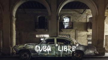 Philippe Echaroux - Cuba Libre, 2015