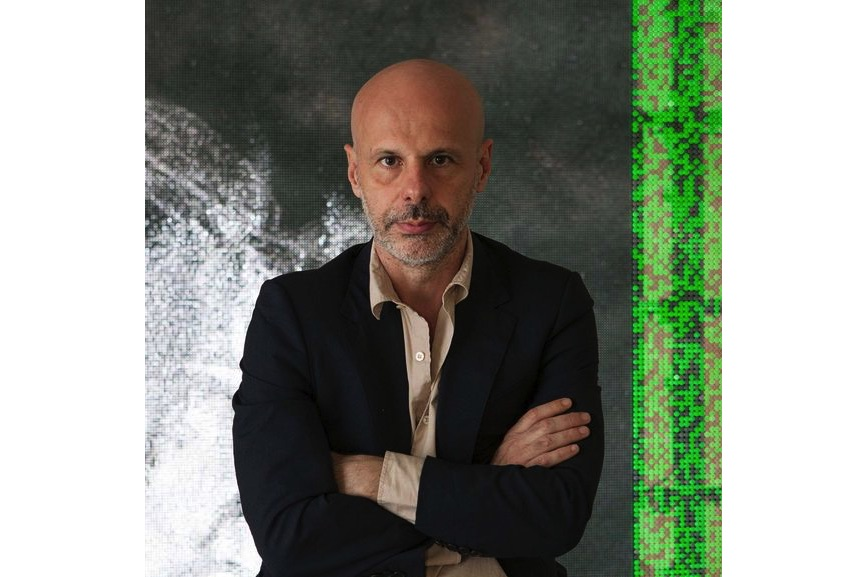 Philippe Parreno by Andrea Rossetti