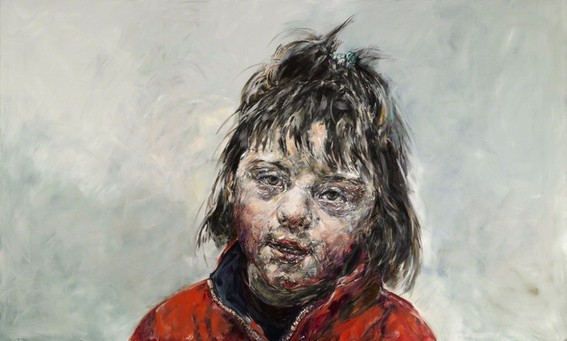 Philippe Pasqua - Lucille, 2003