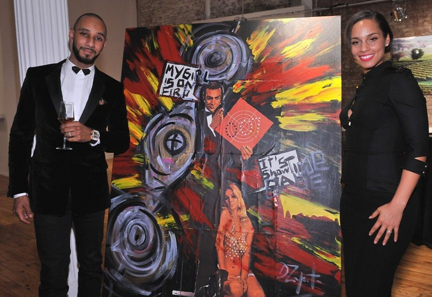 Image result for Swizz Beatz The Dean Collection
