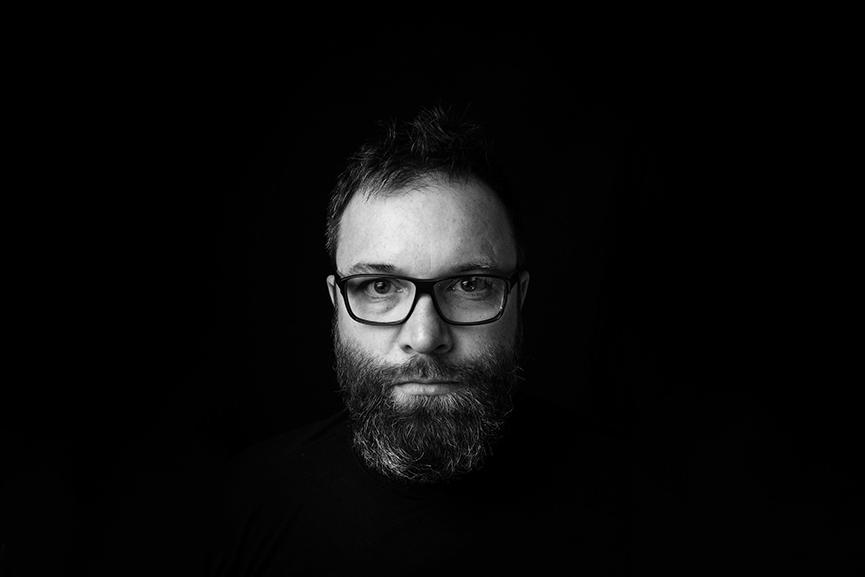 Photo of Arnaud Liard made by Nicolas Verny