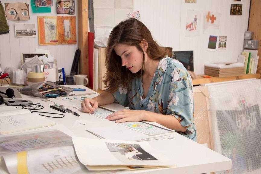 Photo of Marie Jacotey