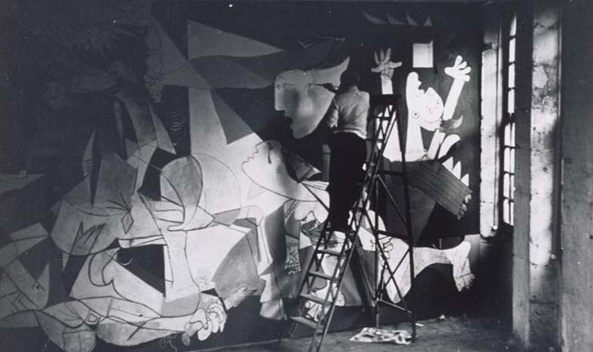 The Tragic Story Behind Pablo Picassos Guernica One Of Worlds