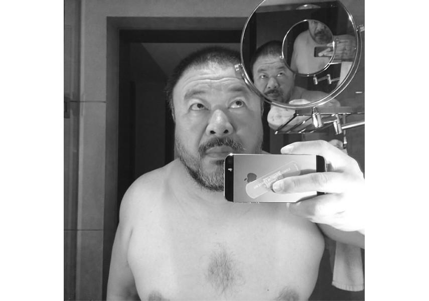 Ai Weiwei,Photo of the artist
