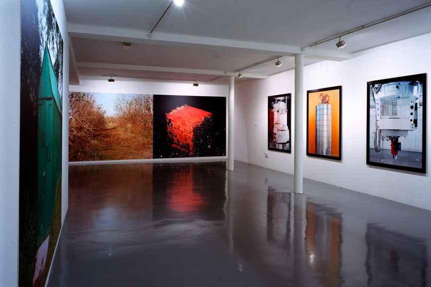Photographer's Gallery Installation View, via peterfraiser net