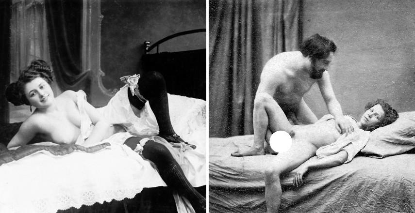 Photos from Photographia Erotica Historica