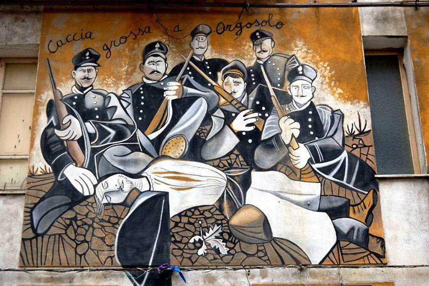 sardinia, mural, graffiti art post italy news sardegna creative work