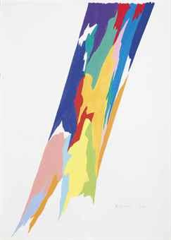 Piero Dorazio-Untitled-1971