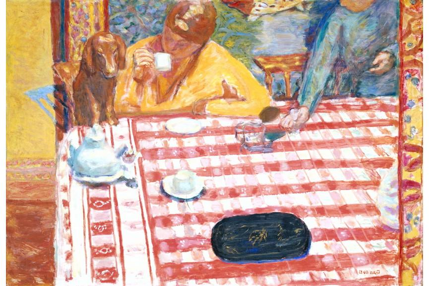 Pierre Bonnard - Coffee