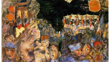 Pierre Bonnard - The Fourteenth of July