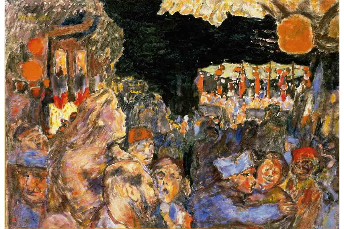 Pierre Bonnard - The Fourteenth of July