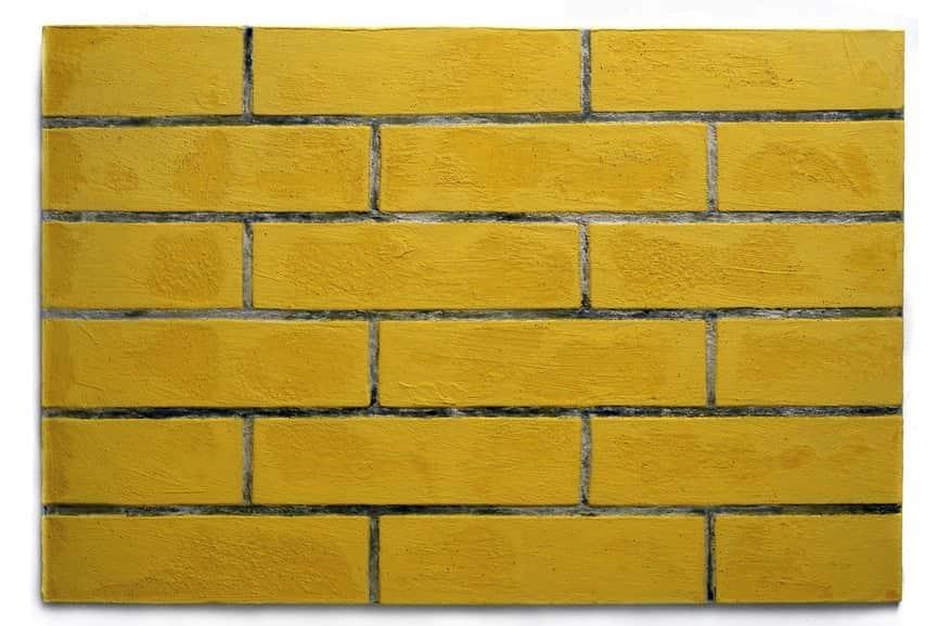 Pierre Buraglio - Un petit pan de mur, 2001-2002