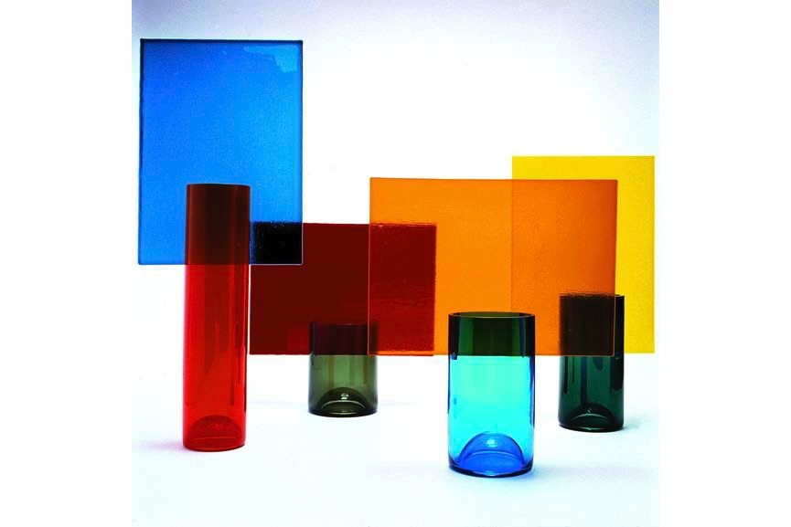 Pierre Charpin - Set of 5 pieces, 1998-2001