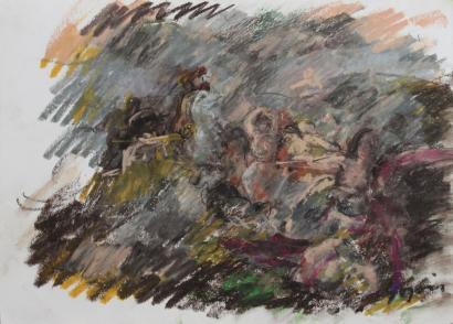 Pierre Gogois-Premiere bataille d'Aix-