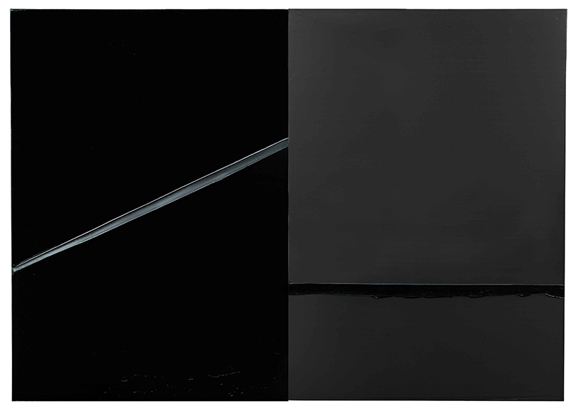 Pierre Soulages - Painting