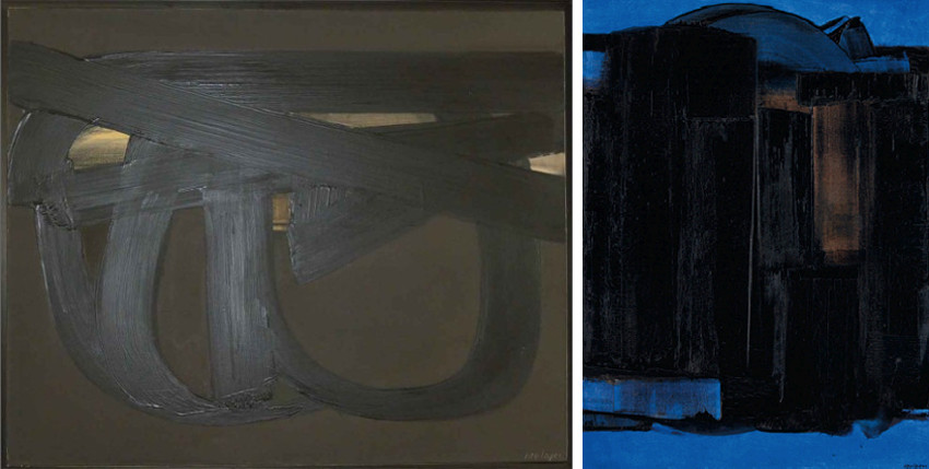 Pierre Soulages privacy of terms included