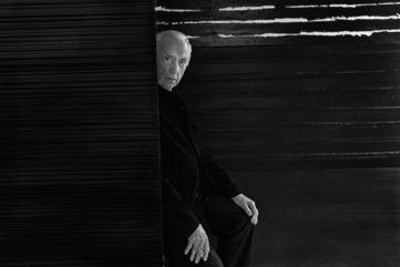 Pierre Soulages, Portrait of the artist