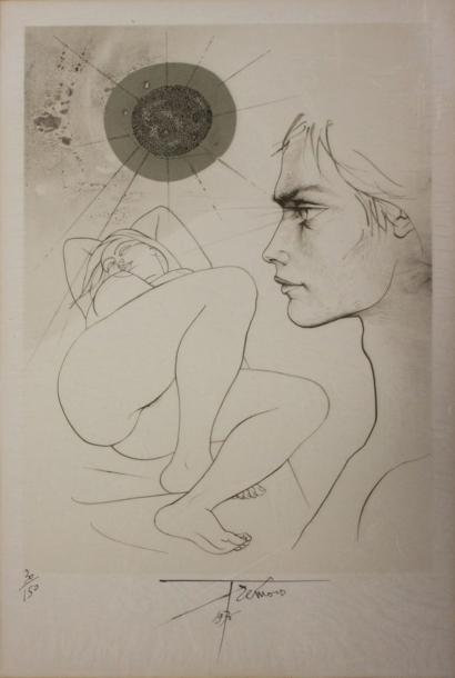 Pierre-Yves Tremois-Couple-1976