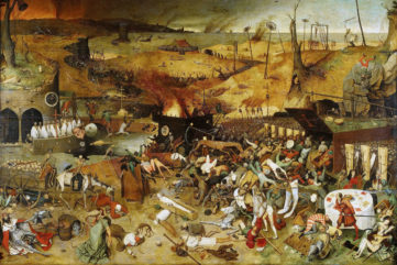 The Triumphant Return of The Triumph of Death - Pieter Bruegel the Elder Restored at Museo del Prado