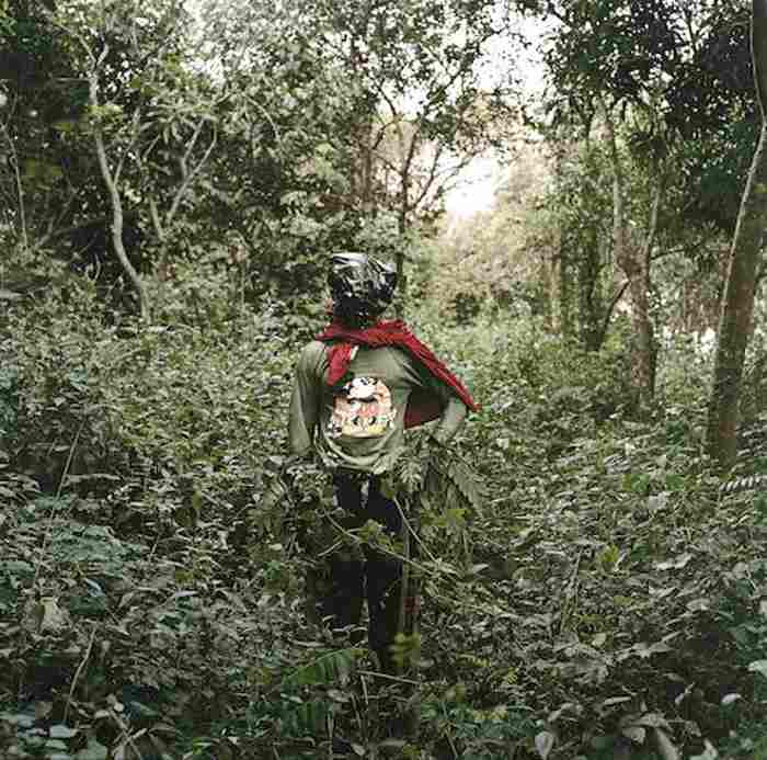 Pieter Hugo-Kwadwo Konado, Wild Honey Collector, Techiman District-2005