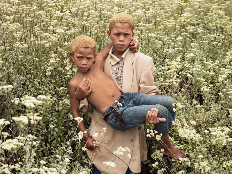 Pieter Hugo - Portrait #16, From the series 1994, 2016