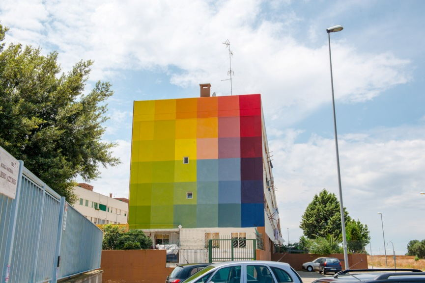 Colorful Escape to Bari's Suburbs